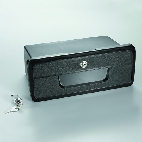 Marine Boat ABS Plastic Glove Box Storage Compartment