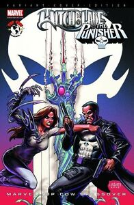 MARVEL-TOP-COW-1-VARIANT-222Ex-COMIC-ACTION-2009-WITCHBLADE-PUNISHER