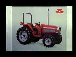 Are Massey Ferguson Manuals Available Online As Pdf