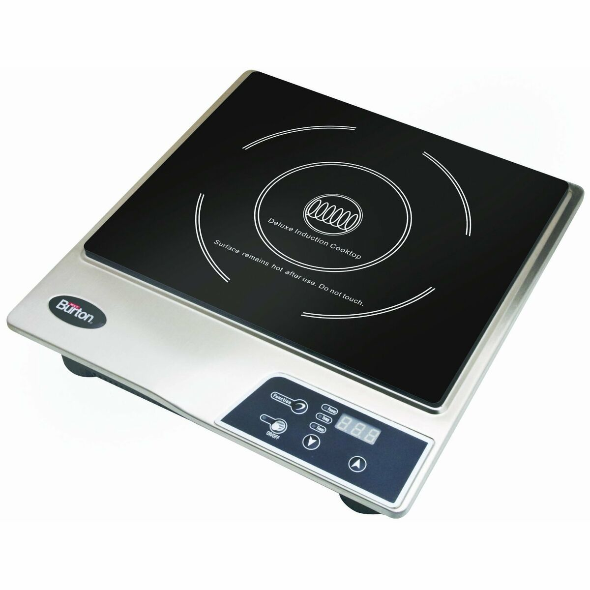 6200 Deluxe 1800 Watt Induction Cooktop Rv Portable Camper New