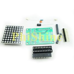 MAX7219-Dot-Matrix-Module-Display-Module-DIY-kit-MCU-Control-Display-for-Arduino
