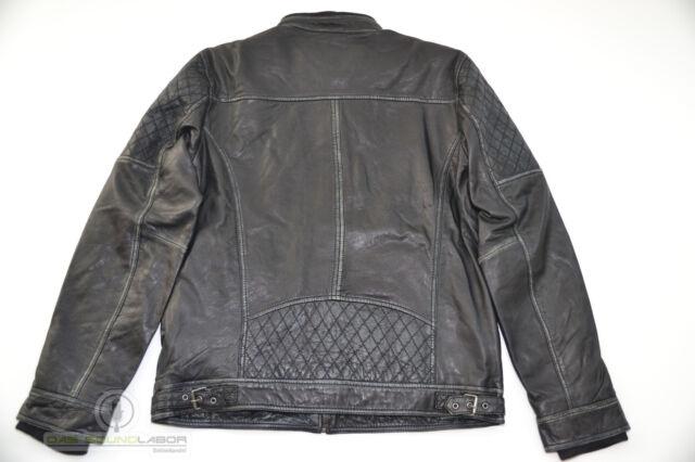 cheap for discount c3d84 9ba5d Details zu MAZE Lederjacke Lamm-Leder-Jacke Winterjacke Herren/Männer Gr.  M-XL Shanklin NEU