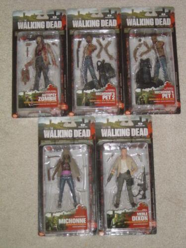 MCFARLANE AMC THE WALKING DEAD SERIES 3 COMPLETE SET OF 5 OPENERS in Toys & Hobbies, Action Figures, TV, Movie & Video Games | eBay