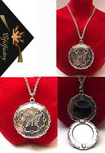 Medaillon magic wish kette amulett aufklappbar mit - Spiegel mit kette ...