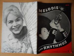 MELODIE-UND-RHYTHMUS-1-1961-Monika-Grimm-Heinz-Quermann-Tango-AZTECA-Y-MAYA