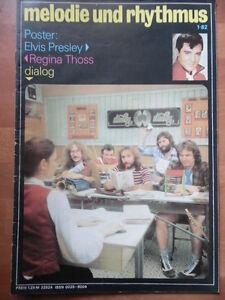 MELODIE-UND-RHYTHMUS-1-1982-dialog-ELVIS-PRESLEY-F-Zappa-BABYLON-Regina-Thoss