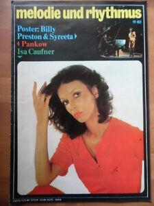 MELODIE-UND-RHYTHMUS-11-1982-Isa-Caufner-Billy-Preston-Led-Zeppelin-Pankow