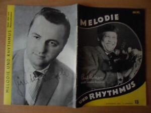 MELODIE-UND-RHYTHMUS-15-1960-Paul-Robeson-DER-PERTUTTI-Lothar-Steinemann