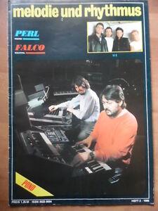 MELODIE-UND-RHYTHMUS-2-1986-Pond-Perl-Disko-85-Nachlese-U2-FALCO