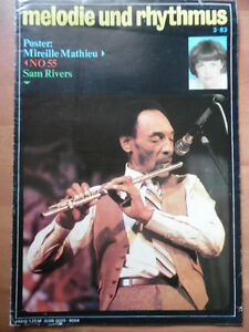 MELODIE-UND-RHYTHMUS-3-1983-Sam-Rivers-MIREILLE-MATHIEU-Jimi-Hendrix-NO-55
