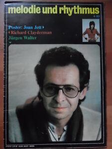 MELODIE-UND-RHYTHMUS-4-1983-Juergen-Walter-Joan-Jett-Richard-Claydermann-Genesis