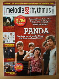 MELODIE-UND-RHYTHMUS-8-2007-Panda-OMEGA-Phillip-Boa-Norah-Jones-Christin-Claas