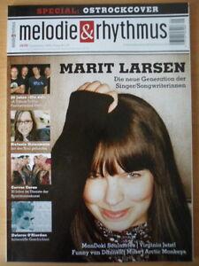MELODIE-UND-RHYTHMUS-9-2009-Marit-Larsen-FANTA-4-Corvus-Corax-Muse-J-B-O