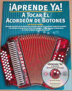 METODO DE ACORDEON DE BOTONES/ HOHNER-GABBANELLI/con CD in Musical Instruments & Gear, Accordion & Concertina | eBay