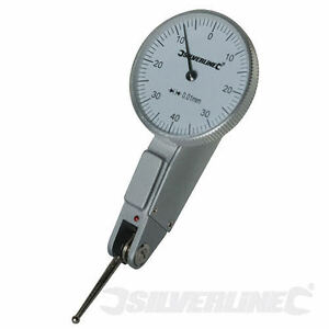 Details about metric dial test indicator dti dial gauge lathe