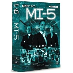 MI-5 - Volume 6 (DVD, 2008, 5-Disc Set)