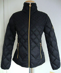 michael kors daunenjacke damen ultra lightweight packable down gr xl neu etikett ebay. Black Bedroom Furniture Sets. Home Design Ideas