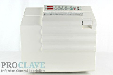 MIDMARK RITTER M11 Ultraclave Sterilizer Autoclave Medical Dental Vet