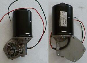 Mig welder 42 volt wire feed motor type oslv ebay for Lincoln welder wire feed motor