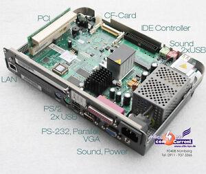 MINI-MOTHERBOARD-FSC-TR5670-MIT-NETZTEIL-RS-232-736TR5670F101-TR5670-FUTRO-S300