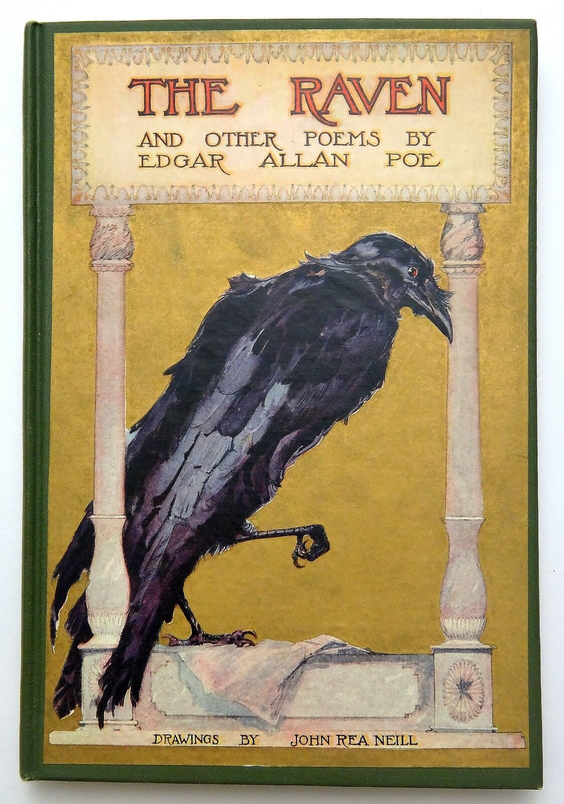 a literary analysis of the symbolism in the raven by edgar allan poe Free essay on poe's the raven such as the main character's house, allusion to a mentally unstable narrator, an overall dark atmosphere and symbolism in much of gothic literature summary and analysis of 'the raven' by edgar allan poe had hastened his.