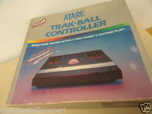 MINT-Atari-5200-Trackball-Track-Ball-Trak-Complete-Box-Low-Serial-Video-System