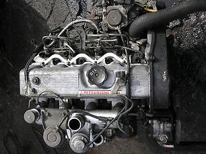 mitsubishi 2 5 diesel 4d56 manual engine ebay Engines 4D56 Specification 4d56 diesel engine workshop manual