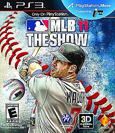 MLB 11: The Show  (Sony Playstation 3, 2...