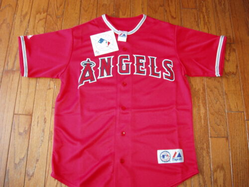 MLB Anaheim Angels jersey size M,L,XL,XXL (Adult) NWT in Sports Mem, Cards & Fan Shop, Fan Apparel & Souvenirs, Baseball-MLB | eBay