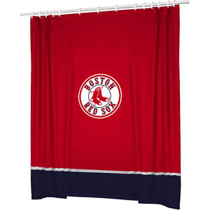 Boston Red Sox Curtains - Home Furnishings - Product Reviews