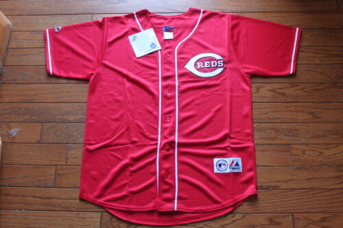 MLB Cincinnati Reds jersey size M,L,XL,XXL (Adult) NWT in Sports Mem, Cards & Fan Shop, Fan Apparel & Souvenirs, Baseball-MLB | eBay