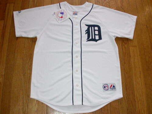 MLB Detroit Tigers jersey size M,L,XL,XXL (Adult) NWT in Sports Mem, Cards & Fan Shop, Fan Apparel & Souvenirs, Baseball-MLB | eBay