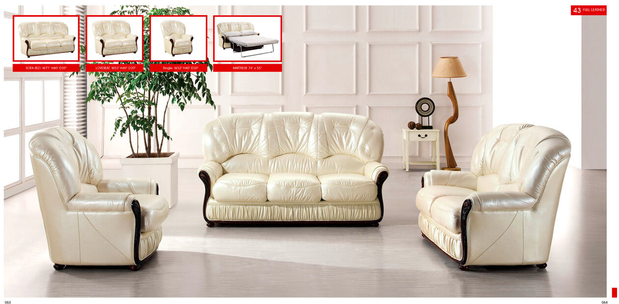 Italian Leather Living Room Sets Decorating