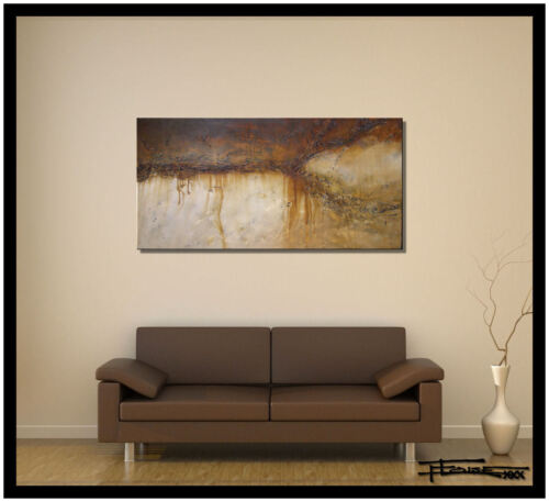 MODERN ABSTRACT CANVAS MODERN WALL PAINTING..ELOISExxx in Art, Direct from the Artist, Paintings | eBay