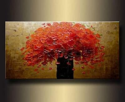 MODERN ABSTRACT HUGE LARGE CANVAS ART OIL PAINTING NO FRAME free shipping in Art, Art from Dealers & Resellers, Paintings | eBay