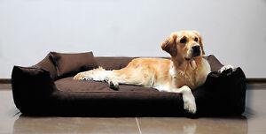 MORITZ-Hundebett-Hundekorb-Hundesofa-Hundekissen-M-L-XL-XXL-80-150cm