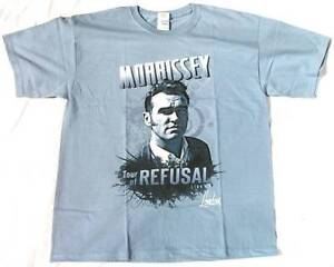 MORRISSEY-Tour-Of-REFUSAL-Live-in-London-T-Shirt-XL