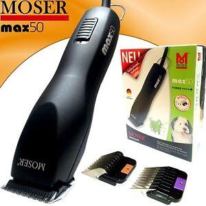 moser 1250 max 50 profi power tier schermaschine. Black Bedroom Furniture Sets. Home Design Ideas