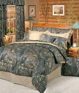Mossy Oak Camo Bedding Sets