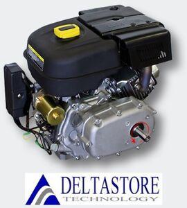 Motore a scoppio 4t 9hp e start frizione e riduttore a bagno d 39 olio go kart ebay - Dsg 7 marce bagno d olio ...