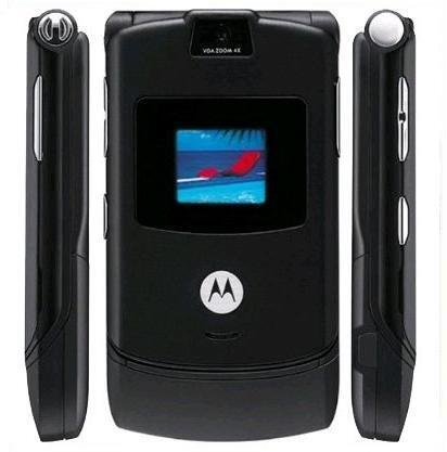 MOTOROLA MOTORAZR RAZR V3i - BLACK (UNLOCKED) CELLULAR CELL PHONE AT&T T-MOBILE in Cell Phones & Accessories, Cell Phones & Smartphones | eBay