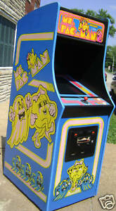 MS PACMAN ARCADE VIDEO GAME REFURBISHED-PLAYS PACMAN in Collectibles, Arcade, Jukeboxes & Pinball, Arcade Gaming | eBay