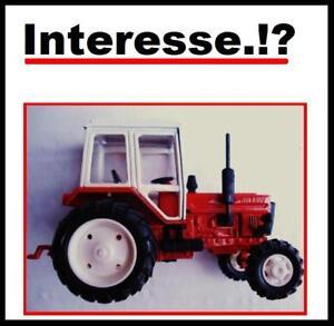 mts 80 82 belarus kabine allrad traktor modell neu ebay. Black Bedroom Furniture Sets. Home Design Ideas