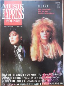 MUSIKEXPRESS-5-1986-3-Heart-Sigue-Sigue-Sputnik-Elton-John-Depeche-Mode-Cramps