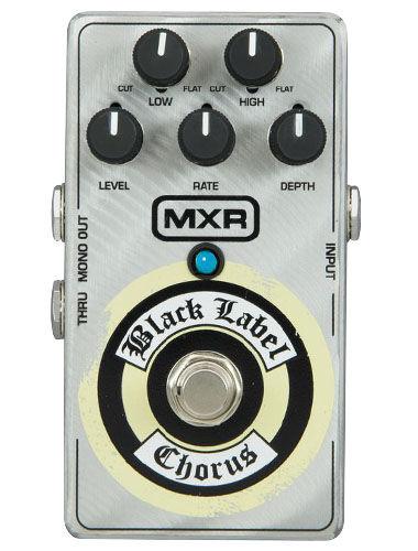 MXR ZW38 Zakk Wylde Chorus Guitar Effect