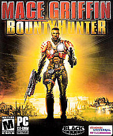 Mace Griffin Bounty Hunter (PC, 2004)