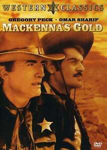 Mackenna's Gold (DVD, 2000, Closed Capti...