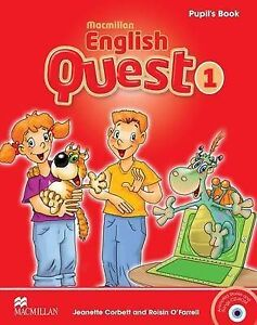 Macmillan English Quest Pupil's Book Pac...