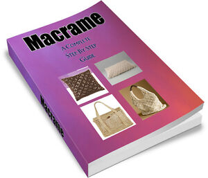 Macrame Patterns & Macrame Instructions