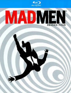 Mad Men: Season Four (Blu-ray Disc, 2011...